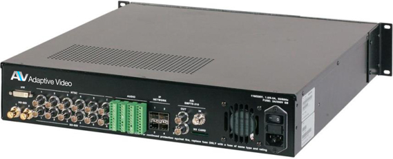 Adaptive Video Products AXE-2000 MPEG-2 Encoder / MUX